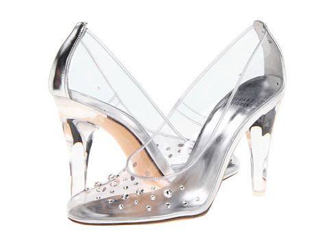 cinderella shoes for wedding dress