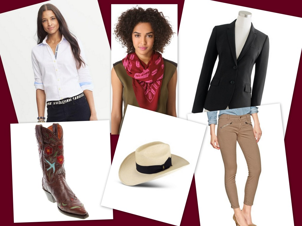 Long Ranger Outfit Inspiration