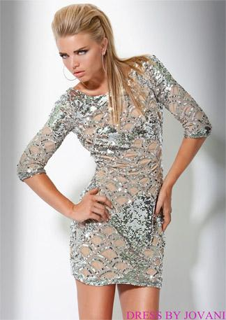 Jovani Short and Cocktail Dress 7749