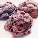 Double Chocolate Spice Cookies