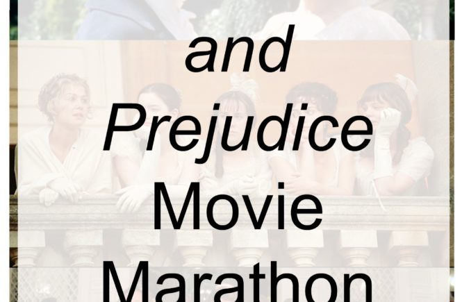 Have a Pride and Prejudice movie marathon with these 3 fantastic adaptations you are sure to love!
