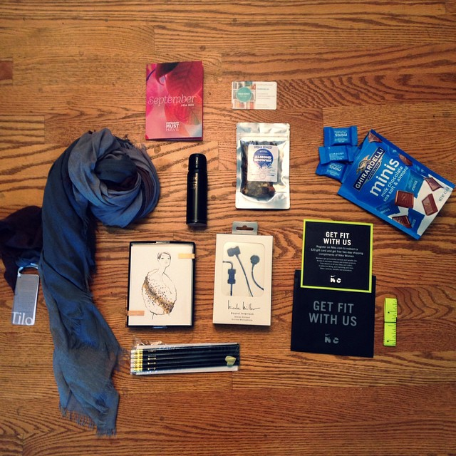 fashion and lifestyle monthly subscription box