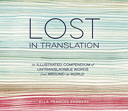 book about untranslatable words