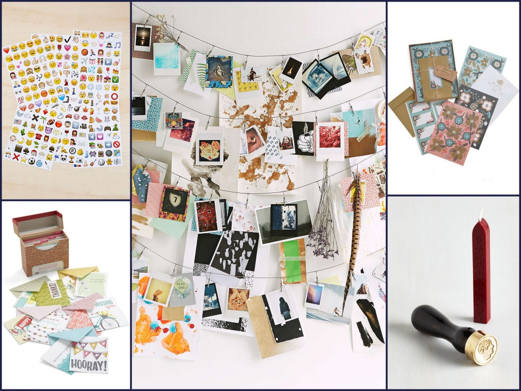 From stickers to cards, here are some pen pal supplies to get you started.