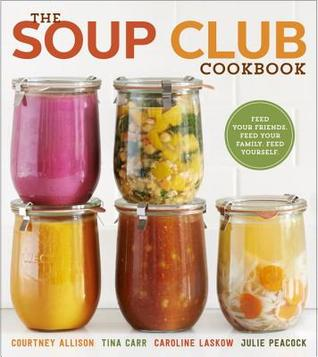 Start your own soup club and enjoy soup all month long without all of the work.