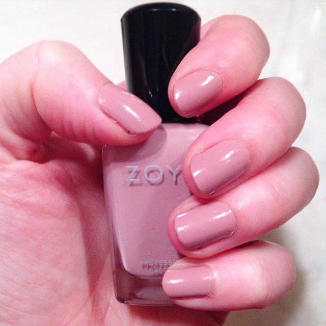Manicure Mondays With Zoya Nail Polish