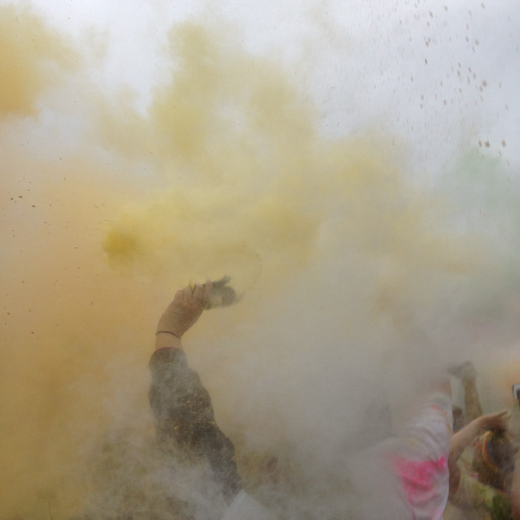 5 Things To Know About Doing The Color Run