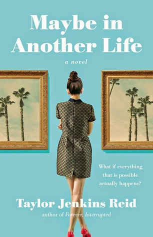 This summer follow along with the BookSparks Summer Reading Challenge. Why not pick up Taylor Reid's Maybe in Another Life?