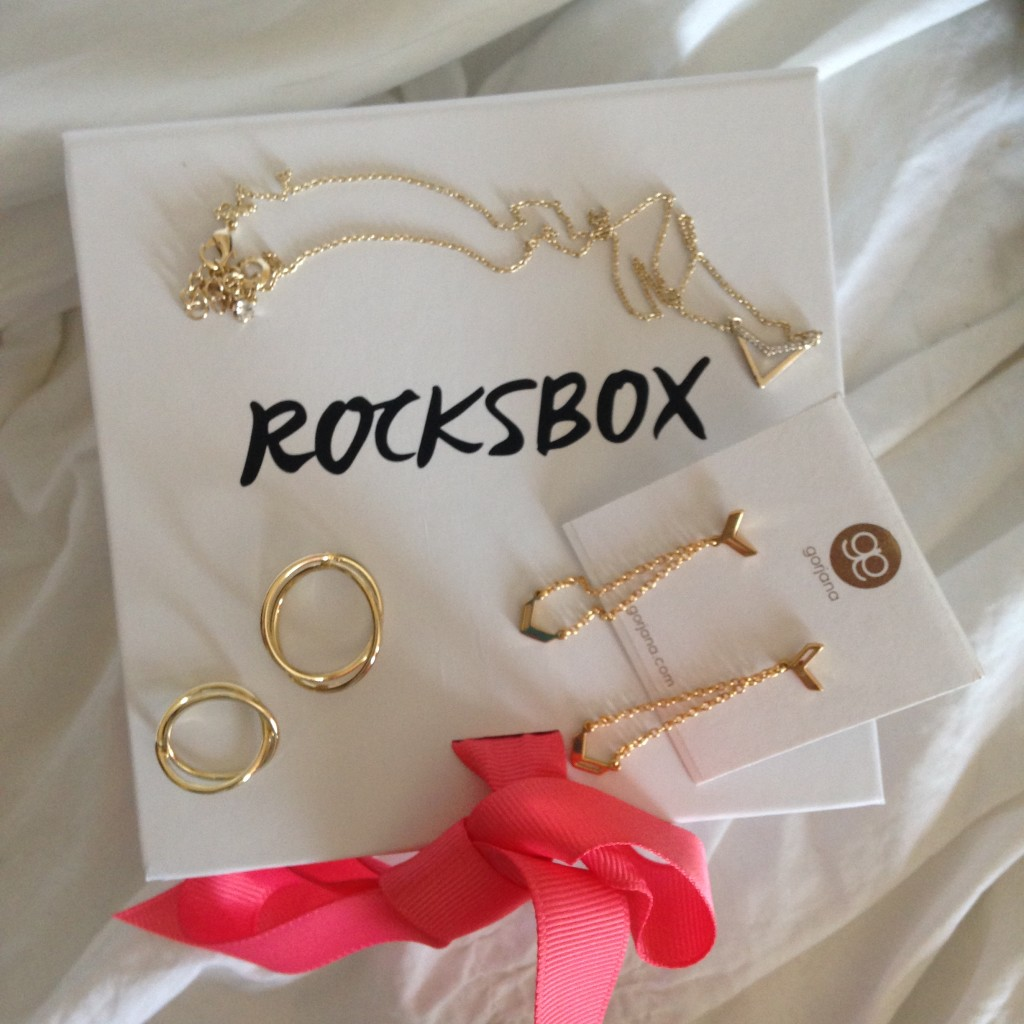 Wishing your jewelry box was always full of new pieces? Rocksbox lets you rent designer jewelry for only $19 a month.