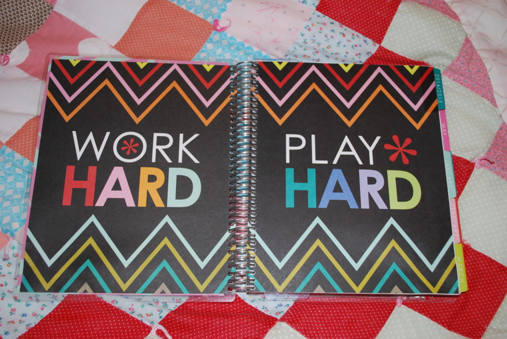My thoughts on the Erin Condren LifePlanner.