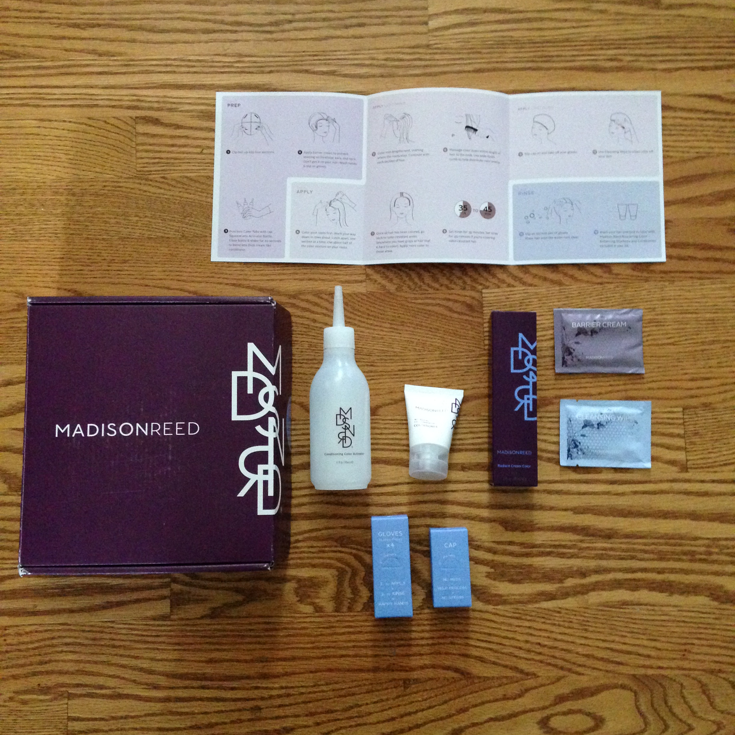 Madison Reed Salon Hair Color At Home