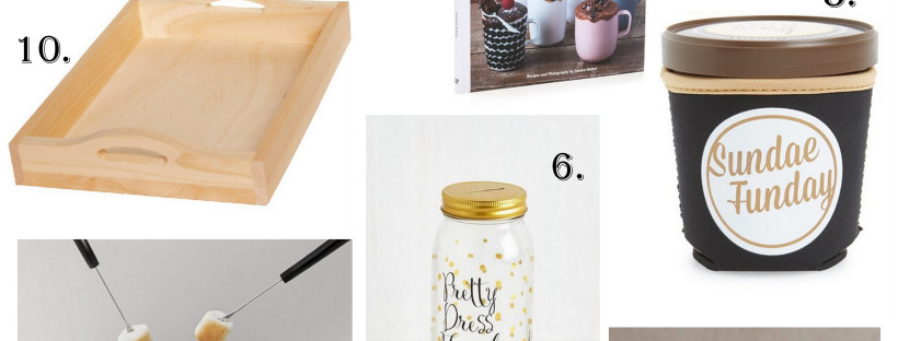 Looking for something to take your hostess? Check out these awesome hostess gifts under $30!