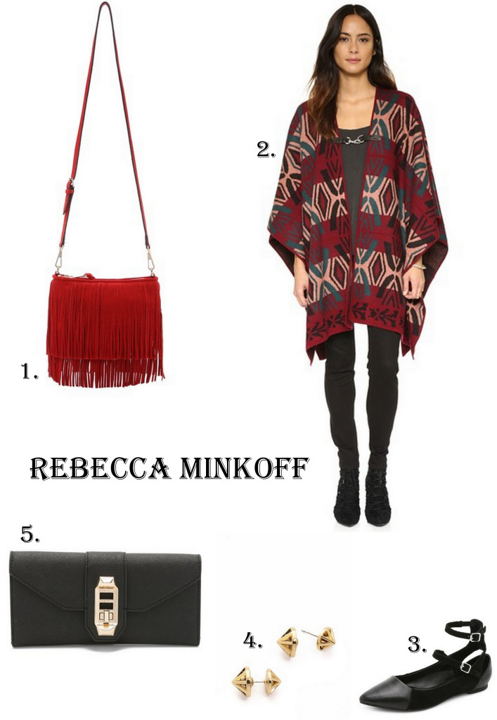 Shop this week's Shopbop sale and save on fabulous designers. Here are my favorites from Rebecca Minkoff.