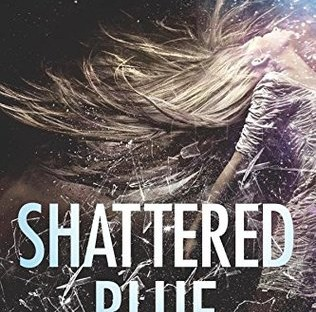 Looking for a new read? Shattered Blue by Lauren Bird Horowitz is the perfect pick for lovers of YA fantasy.