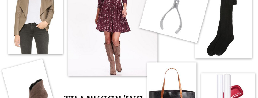 Don't know what to wear on Thanksgiving? Here are looks that will take you from parade to dinner.
