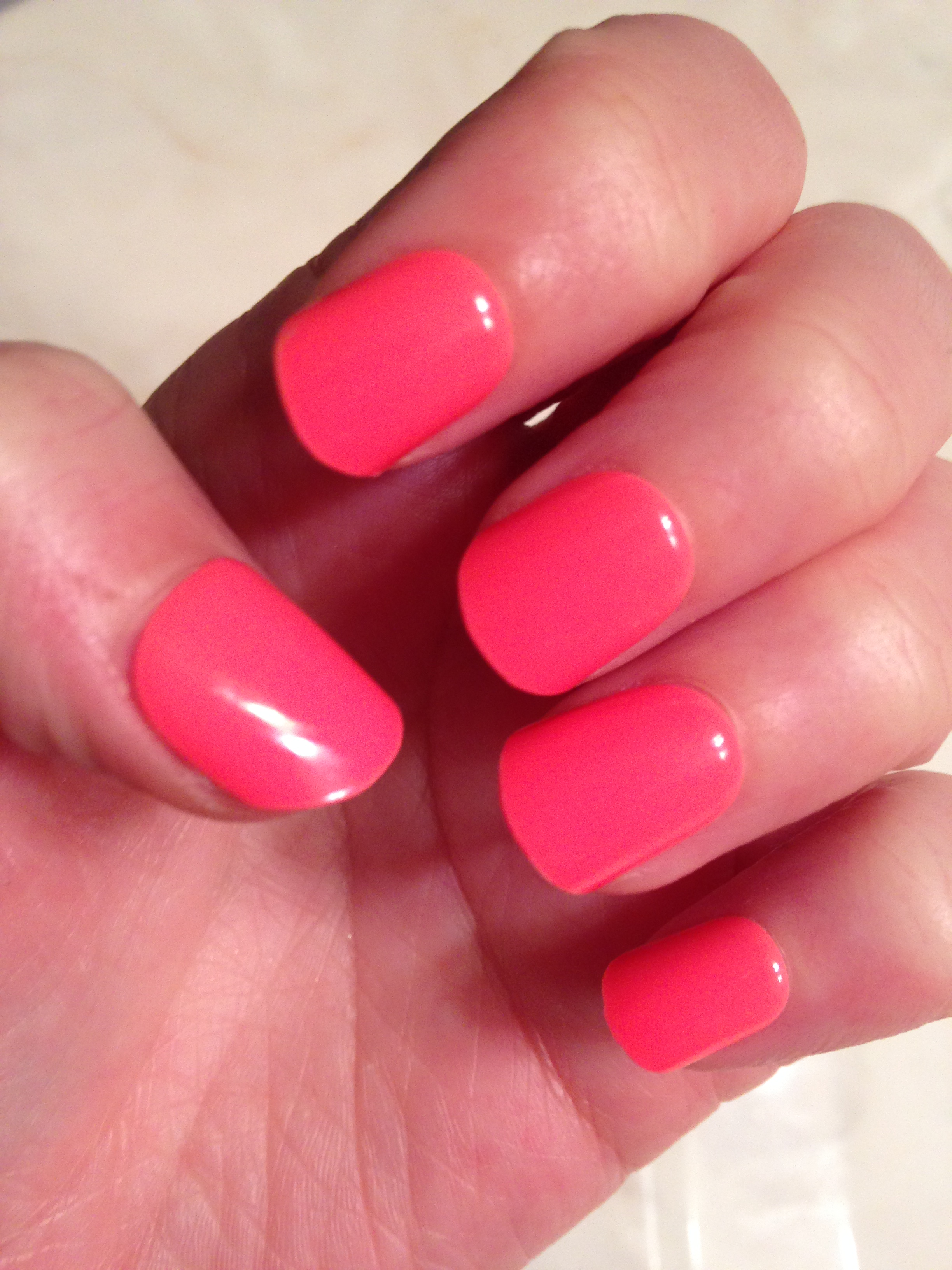ImPRESS Nails: A Quick & Easy Manicure