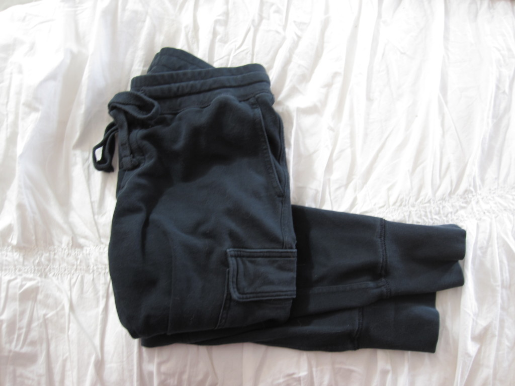 From joggers to black boots, here is a look at things I wear all the time.