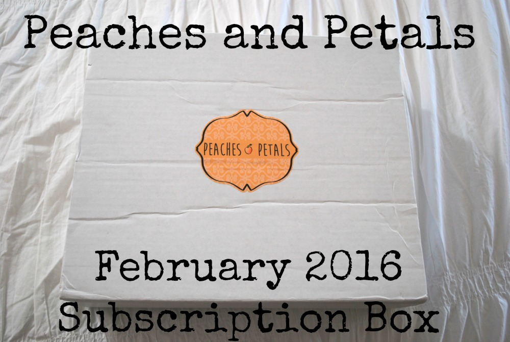 Receive lovely fashion and beauty surprises in the mail every month with Peaches and Petals subscription box.