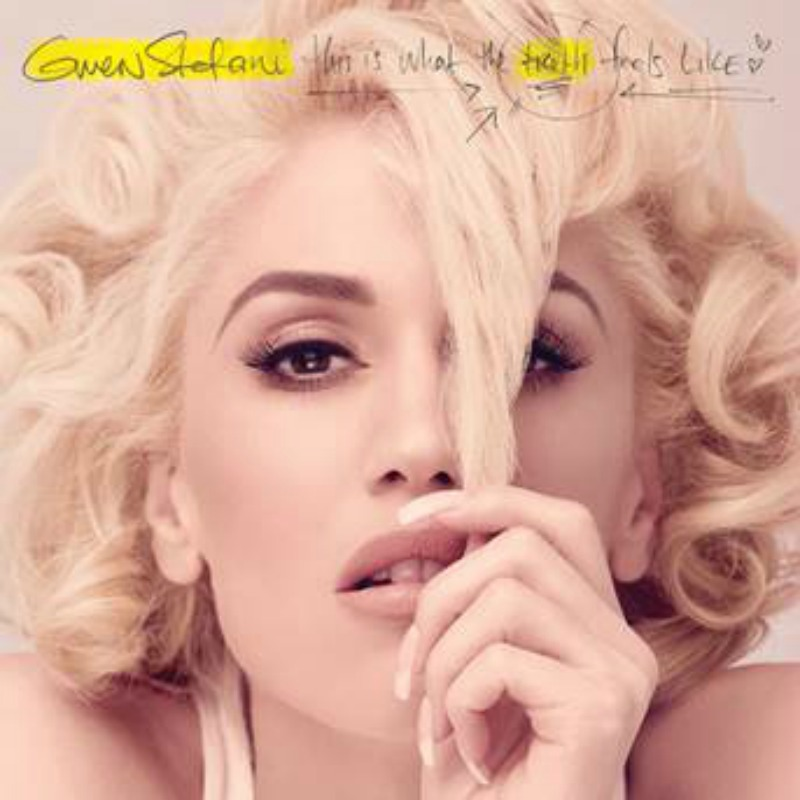 Gwen Stefani, she of the platinum blonde hair and ruby red lips, is back with a new album, This Is What the Truth Feels Like, and I was very excited when One2One Network offered me a chance to review the album.
