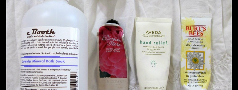 From a lavender bath soak to my favorite drugstore mascara, here's a look at my March empties.