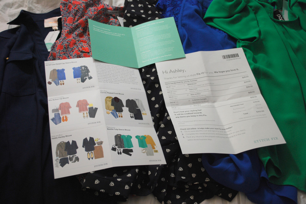 Looking to update your wardrobe but don't have the time to shop? Let Stitch Fix do the work! A stylist will send you 5 pieces based on your likes and needs.