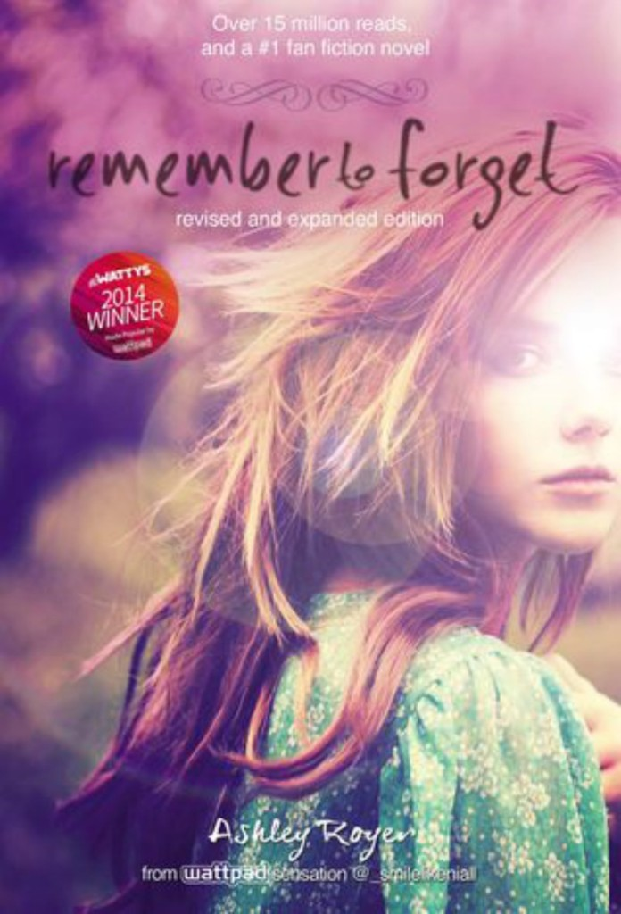 If you are a fan of young adult, contemporary fiction, you don't want to miss Ashley Royer's debut novel, Remember to Forget.