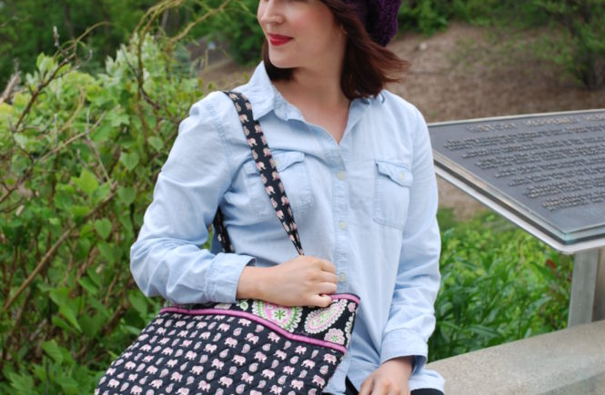 Stuck in a style rut? Here are 4 ways to style a chambray shirt.