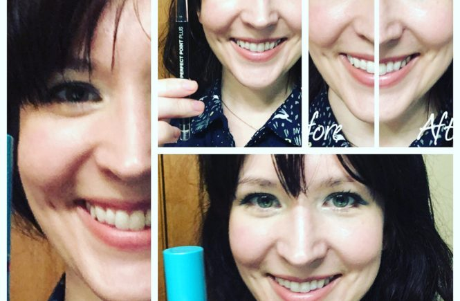 A mini review of CoverGirl The Super Sizer Fibers Mascara and the Perfect Point Plus Eye Pencil as well as thoughts on a new beauty app!