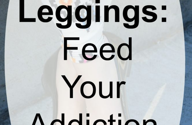 Feed your leggings addiction with Enjoy Leggings, a monthly subscription for printed legging lovers.