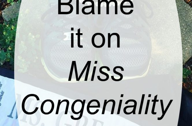Blame it on Miss Congeniality... Why I love pageants and what the movie taught me about them.