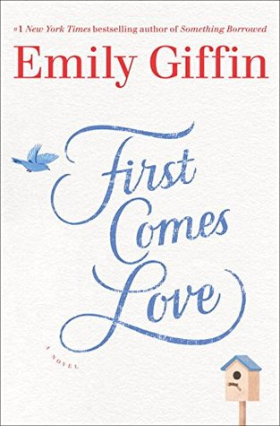 Let Emily Giffin's new novel, First Comes Love, sweep you away with its story of two sisters trying to get their lives back on track after a family tragedy. This novel is part of the BookSparks Summer Reading Challenge!