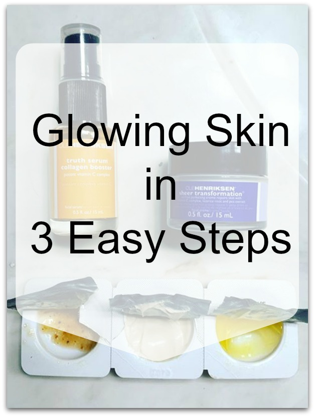 Radiant, healthy looking skin is easier than you might think. Now you can get glowing skin in 3 easy steps thanks to Ole Henriksen POWER Bright.