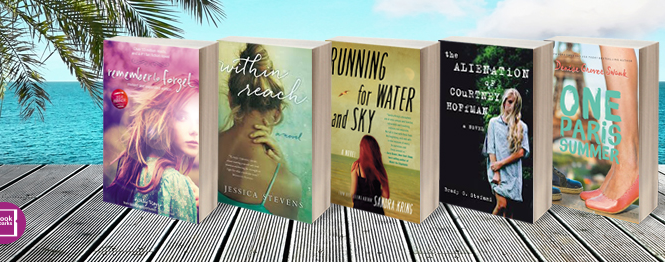 Escape the summer heat with BookSparks YA Summer Reading selection!