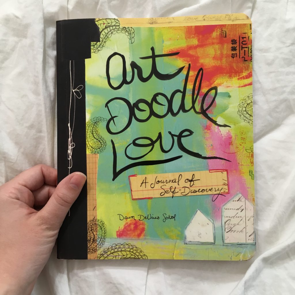 This snail mail Saturday I'm showing off my Creatives Box Swap package from Mrs. AOK!