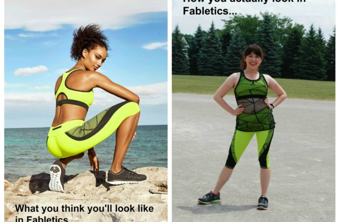 Looking for stylish athleisure wear? I'm sharing my thoughts on the stylish offerings of Kate Hudson's workout clothing line, Fabletics.