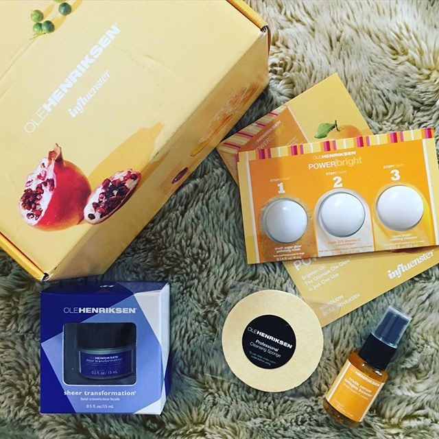Get glowing skin in 3 easy steps thanks to Ole Henriksen POWER Bright.