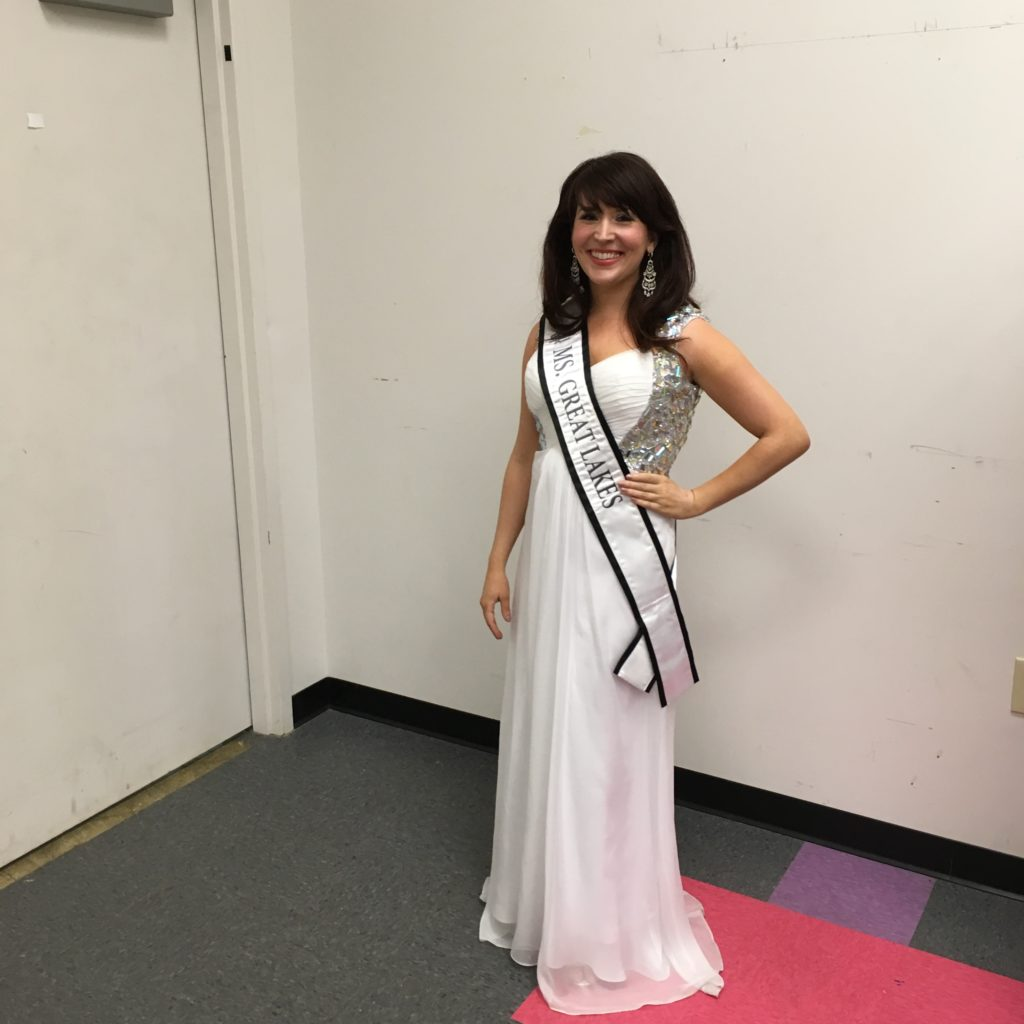 Wondering what it's like to compete in a pageant? Here's a peek behind the scenes of pageant weekend.