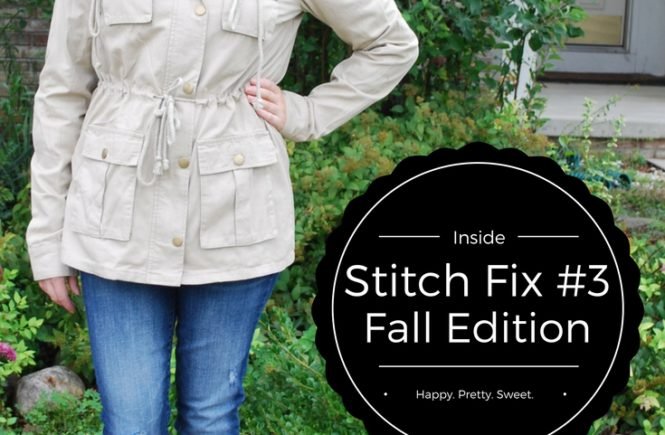 The change of seasons is the perfect time to shop for new clothes. Here's how I'm updating my wardrobe for fall with Stitch Fix!