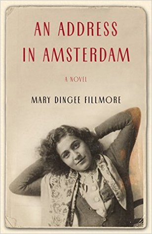 Join me for the BookSparks Fall Reading Challenge! My pick for October is An Address in Amsterdam, a new historical novel by Mary Dingee Fillmore.