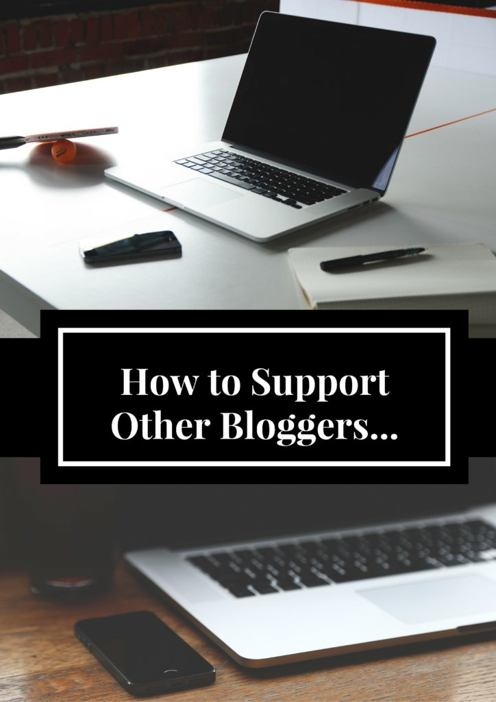 The secret to success in life, business, and blogging is support, but knowing how to support others isn't always easy. Here are 5 ways to show support...