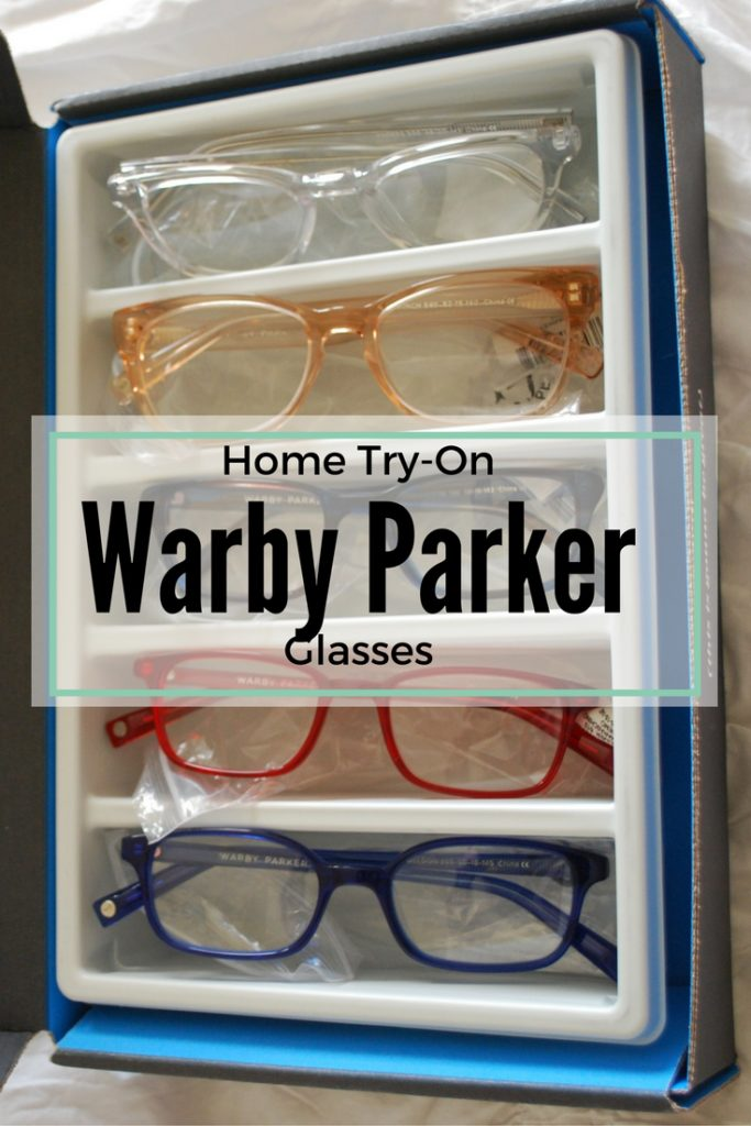If you're shopping for new prescription glasses, don't miss the Home Try-On program from Warby Parker. Here are the 5 frames I picked...