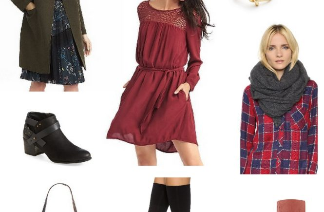 Wondering what to wear to thanksgiving? From a cozy scarf to a pretty dress, I have a few ideas that will keep you stylish and comfortable this holiday.