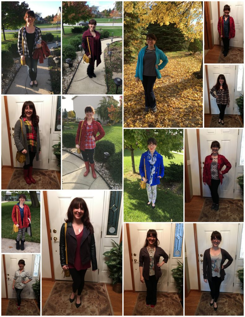 What Two Weeks of Outfit Photos Taught Me About My Style