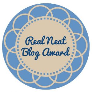 Nominate your favorite bloggers for the Real Neat Blog Award!