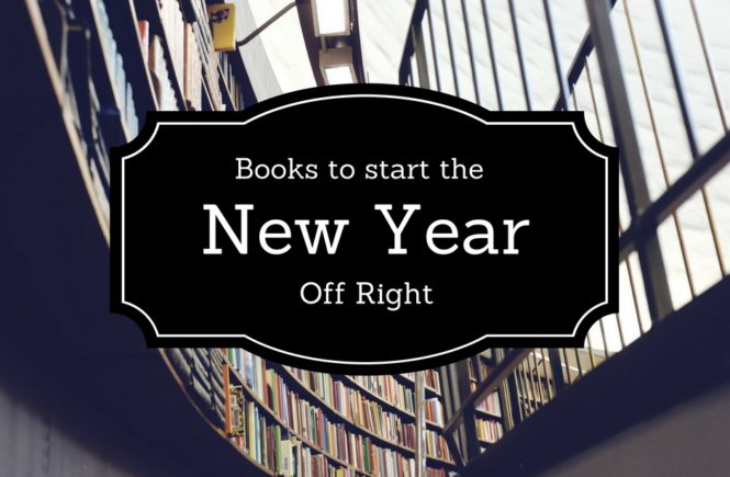 Start the new year off right with these books designed to help you live the best life possible!