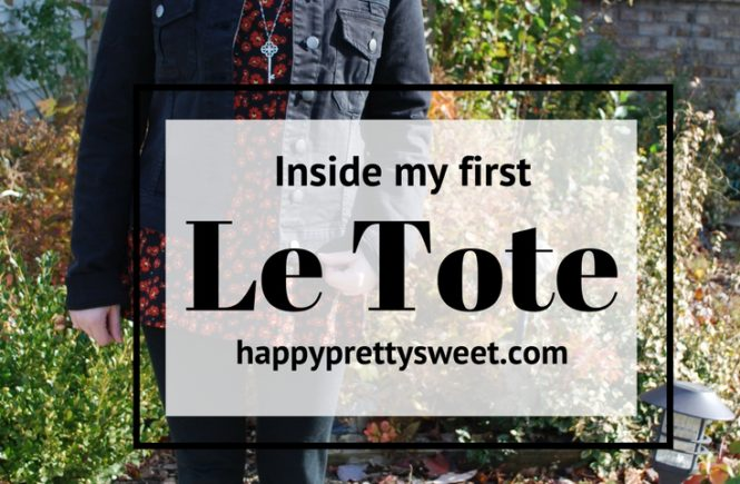 Le Tote just might be the answer to an affordable, unlimited closet. At the very least, it's the answer to fewer laundry days.