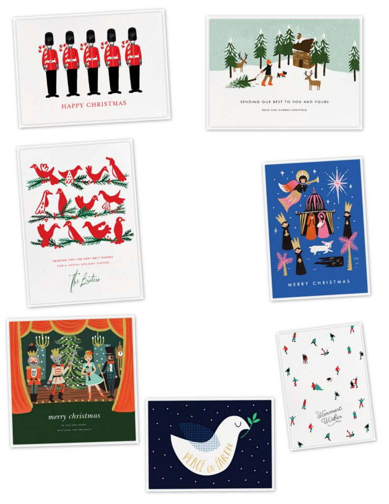 Make the Season Brighter with Paperless Post Company Christmas Cards