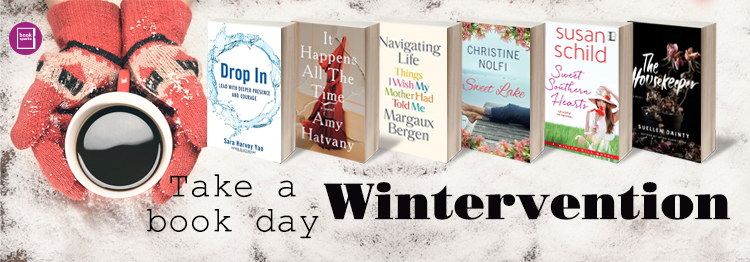 From women's fiction to business management, the BookSparks Winter Reading Challenge is here to give your reading a wintervention.