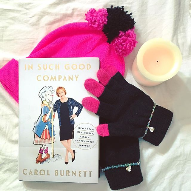 From a selection of young adult books to Carol Burnett's new memoir, In Such Good Company, here's what I've been reading lately.