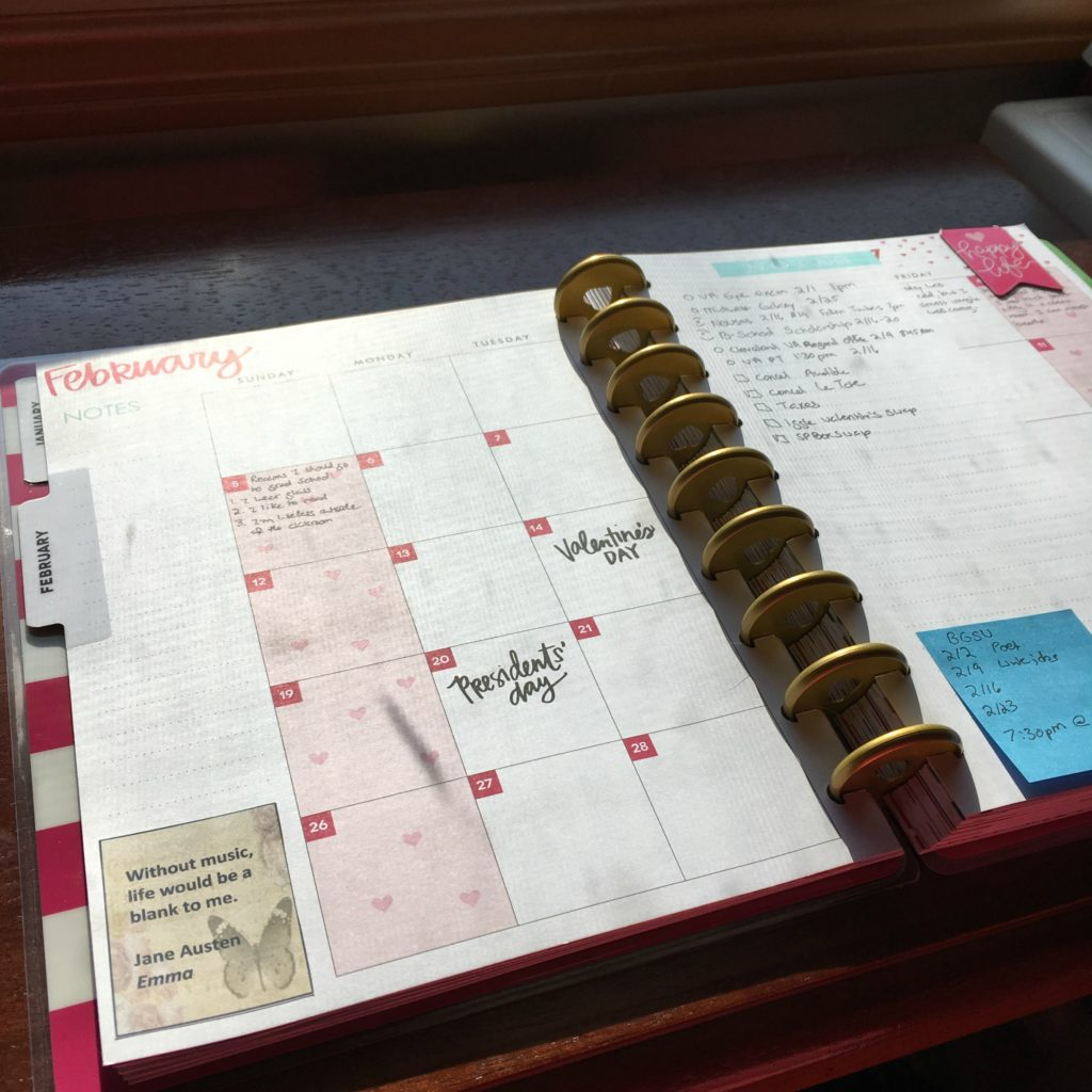 As a paper planner lover, I've learned how to use the bullet journal system in my Happy Planner! Now my planner is a diary and a schedule keeper.